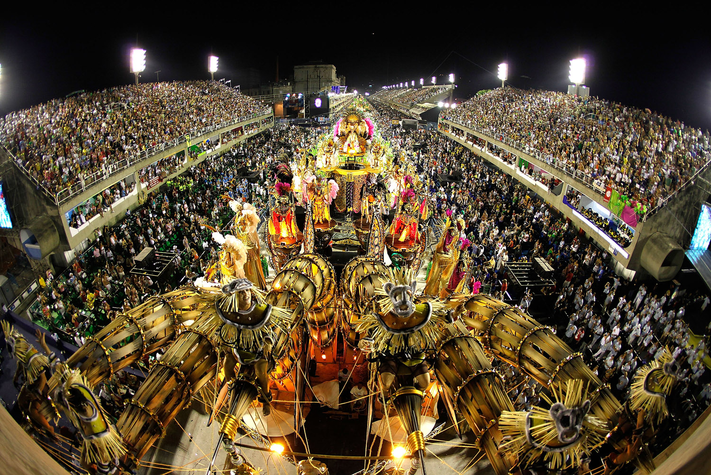 Sito web realizzato per il Carnevale di Viareggio